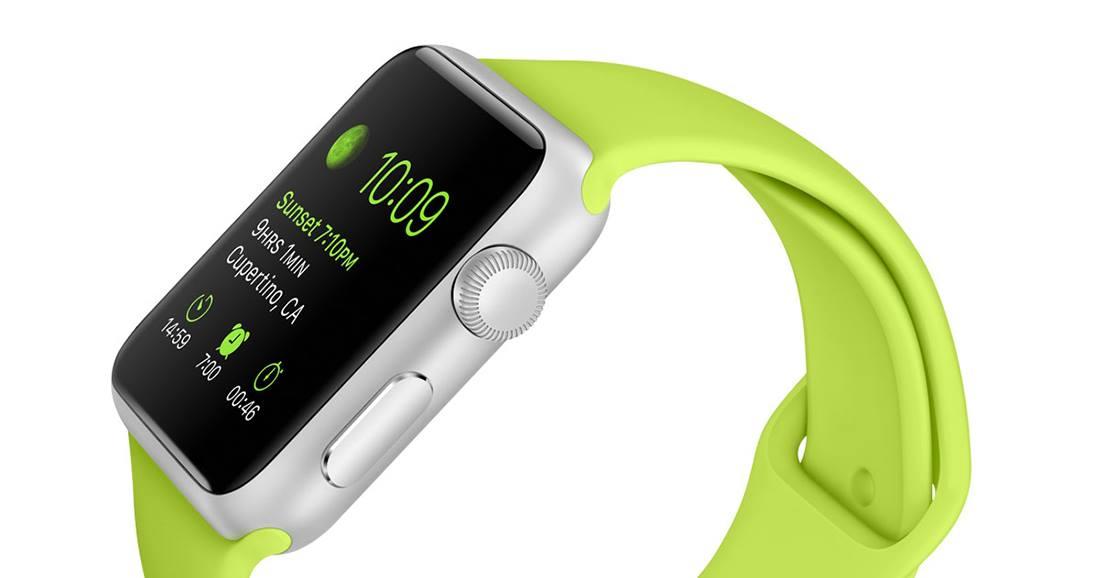 Apple Watch Sport (1)