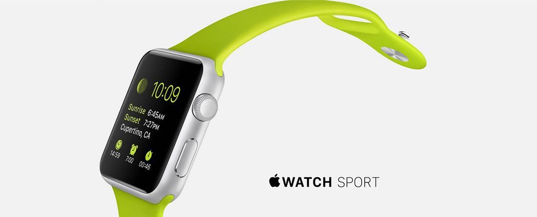 Apple Watch Sport (3)