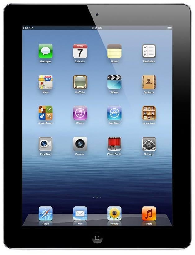 Apple iPad 3rd generation (2)