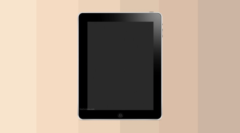 Apple iPad 1st generation Screen
