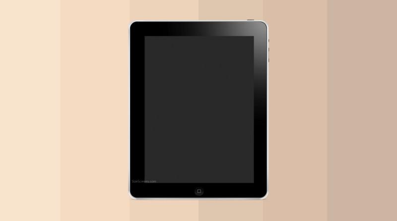 Apple iPad 1st generation Screen