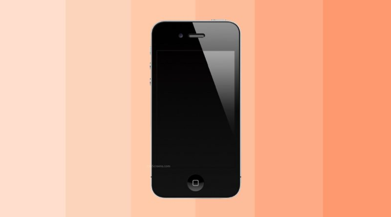 Apple iPhone 4 Screen