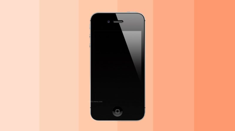Apple iPhone 4S Screen