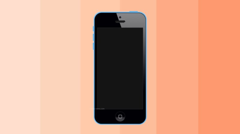 Apple iPhone 5C Screen