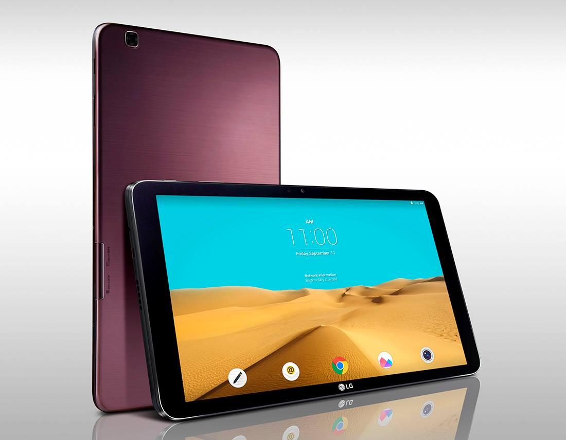 LG G Pad II 10.1 Screen Specifications • SizeScreens.com