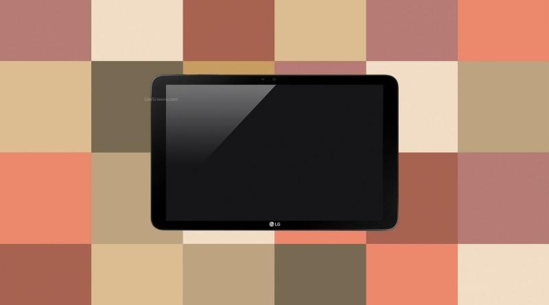 LG G Pad II 10.1 Screen