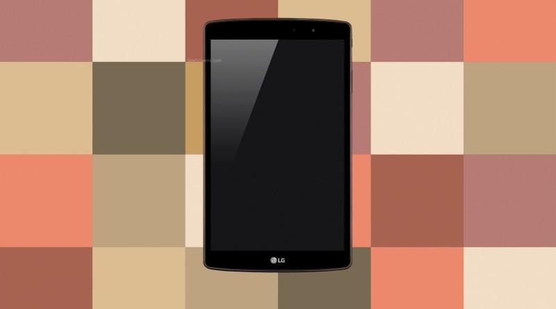 LG G Pad II 8.3 LTE Screen