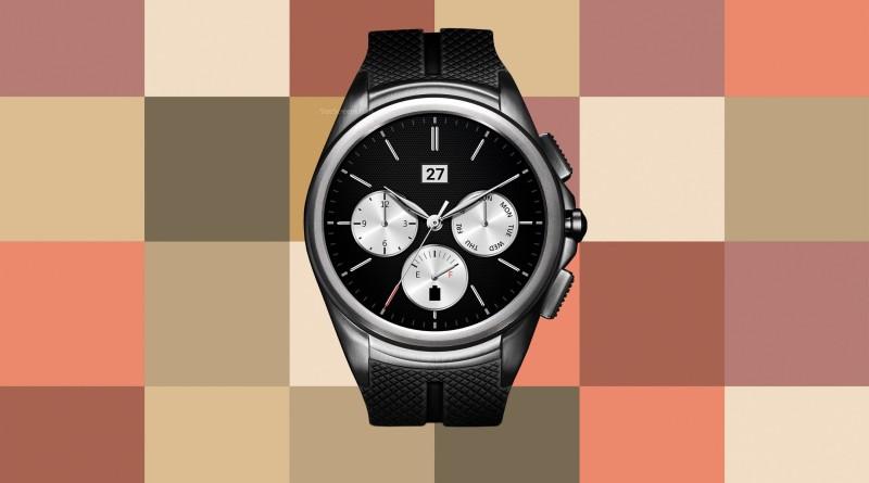 LG Watch Urbane 2nd Edition Screen