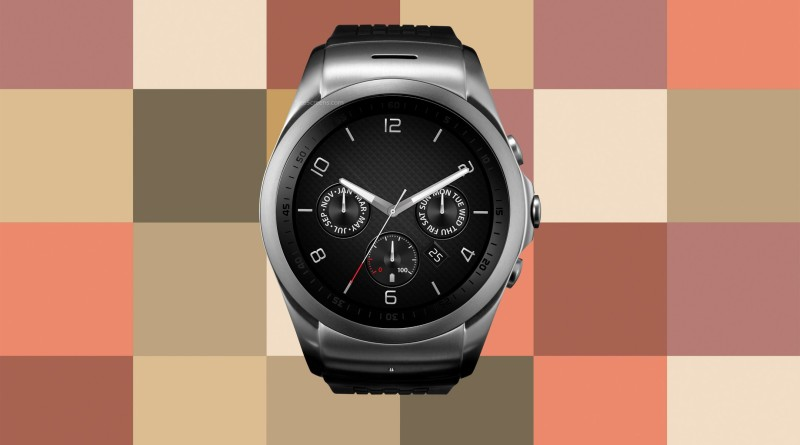 LG Watch Urbane LTE Screen