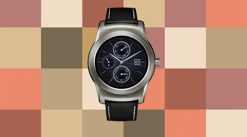 LG Watch Urbane W150 Screen