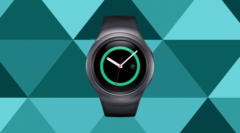 Samsung Gear S2 Screen
