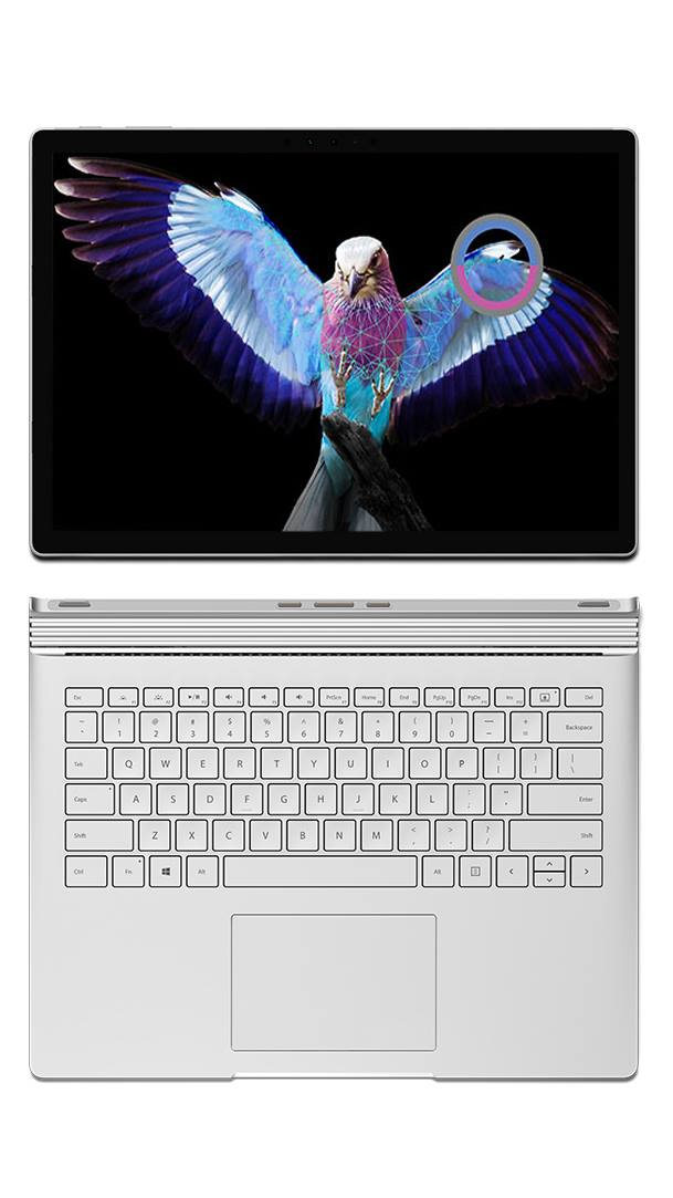Microsoft Surface Book Screen Specifications • SizeScreens.com