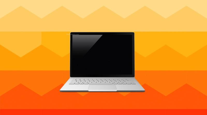Microsoft Surface Book Screen
