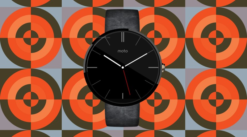 Motorola Moto 360 1st gen Screen