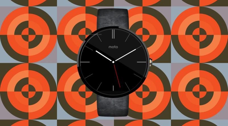 Motorola Moto 360 (1st gen) Screen