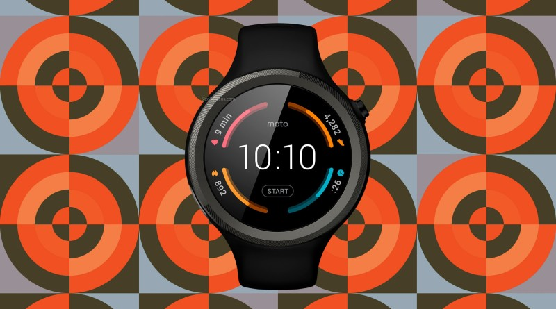 Motorola Moto 360 Sport Screen