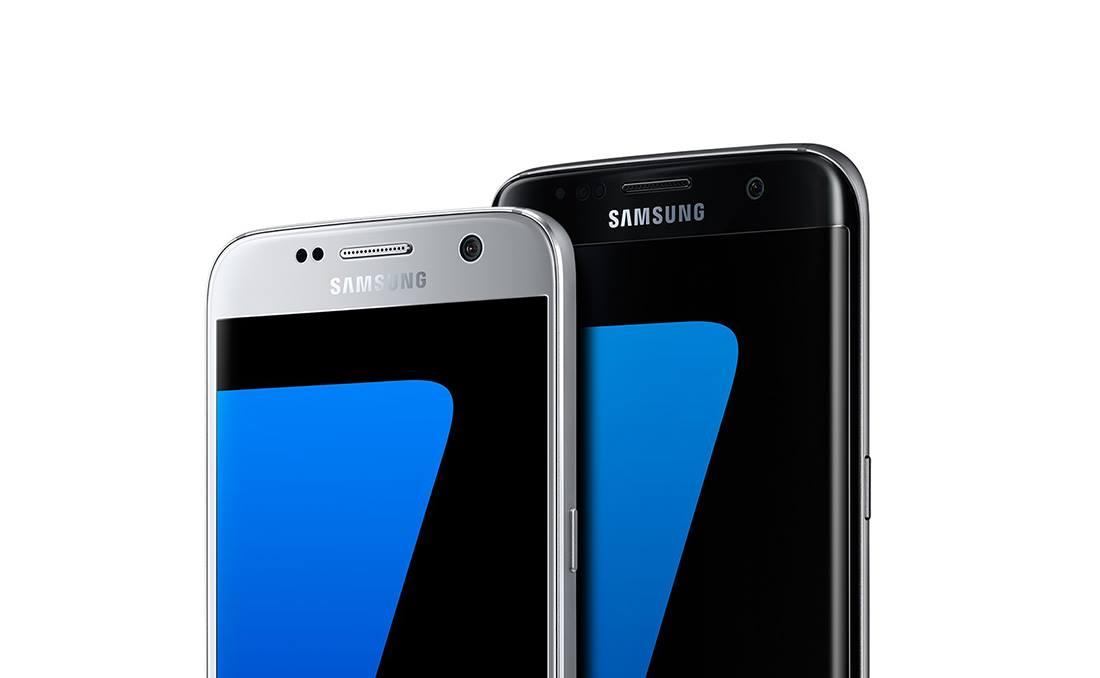 Test Samsung S7