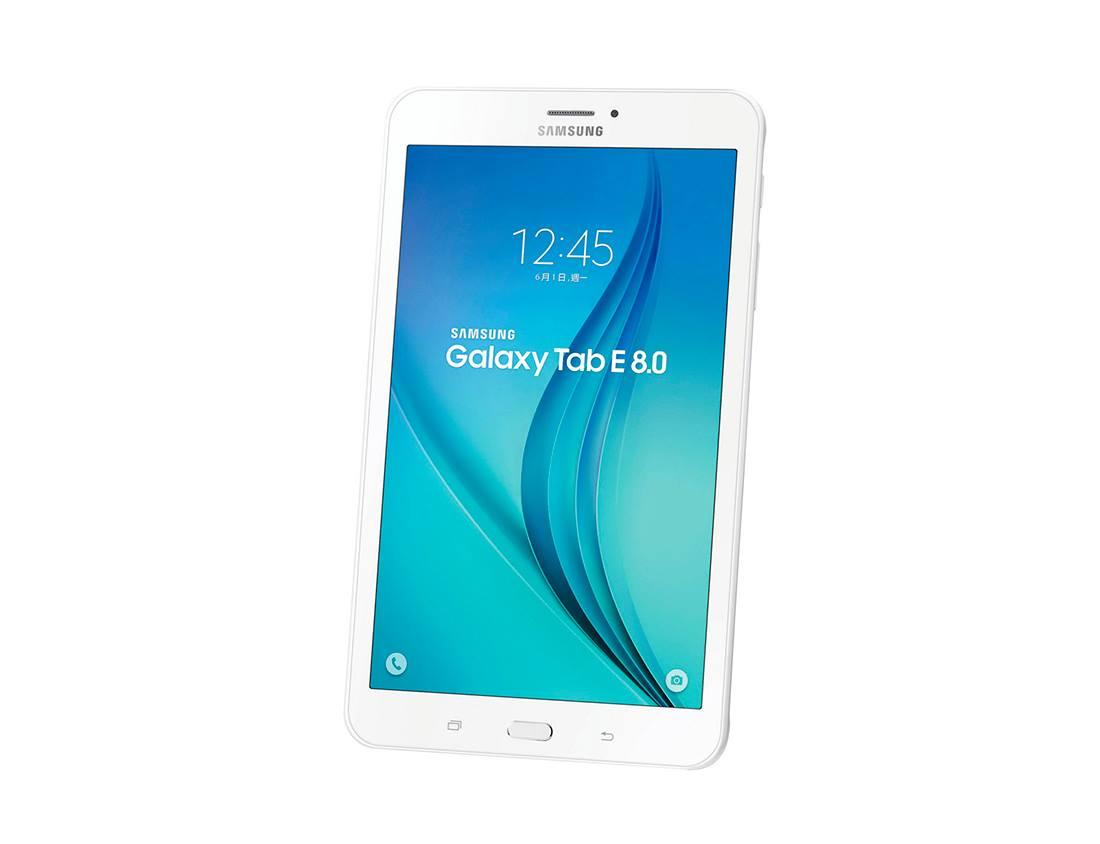 Samsung Galaxy Tab E 8.0 Screen Specifications ...