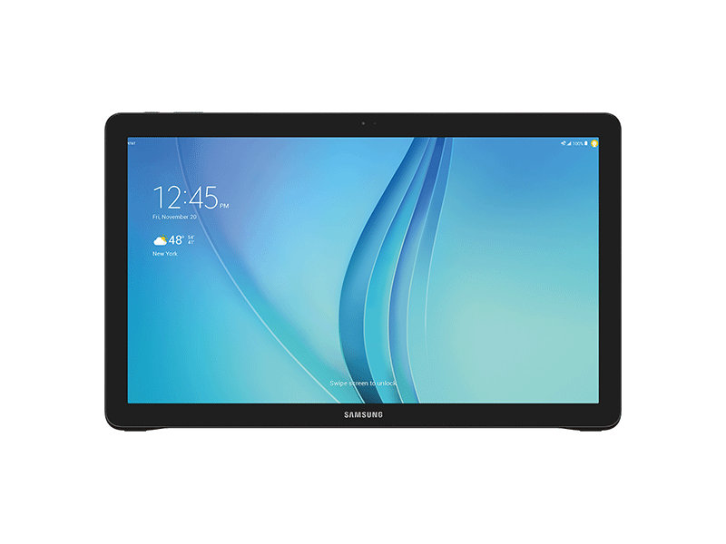 Samsung Galaxy View Screen Specifications • SizeScreens.com