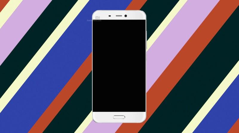 Xiaomi Mi 5 Screen