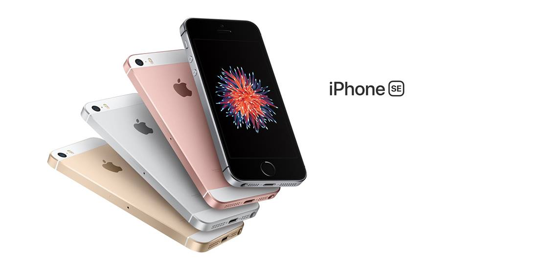 Apple iPhone SE (1)