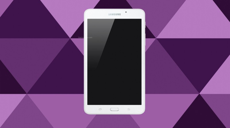 Samsung Galaxy Tab A 7.0 Screen