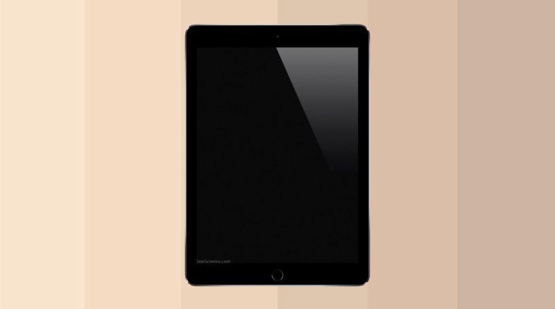 Apple iPad Pro 9.7 Screen