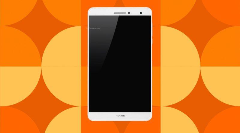 Huawei MediaPad M2 7.0 Screen