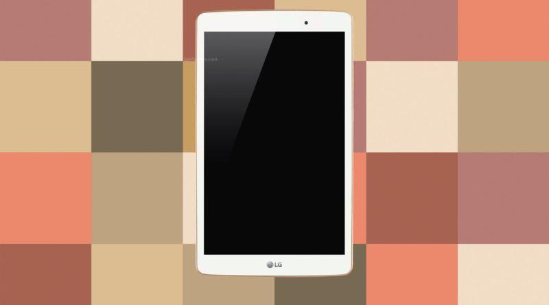 LG G Pad X 8.0 Screen