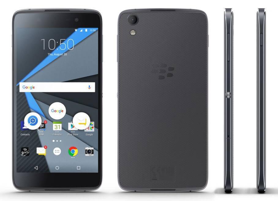 BlackBerry DTEK50 (2)