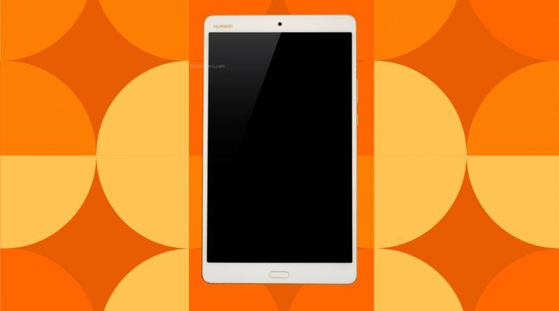 Huawei MediaPad M3 8.4 Screen