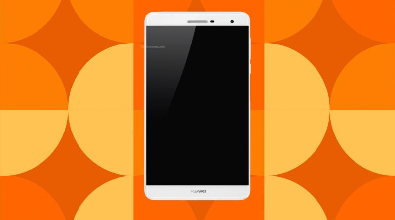 Huawei MediaPad T2 7.0 Pro Screen