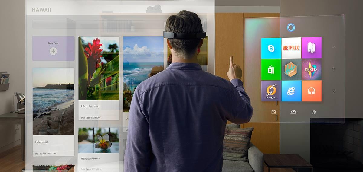 Microsoft HoloLens (3)