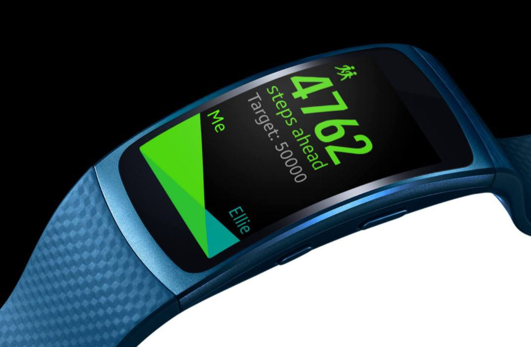 Samsung Gear Fit2 Screen Screen Specifications