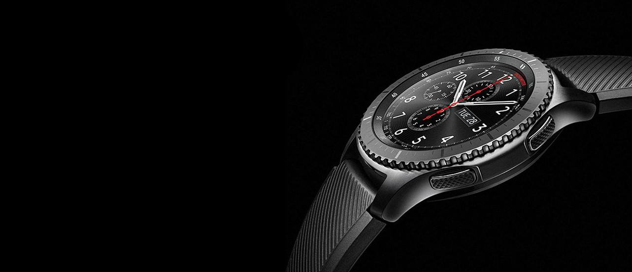 Samsung Gear S3 frontier Screen Specifications ...