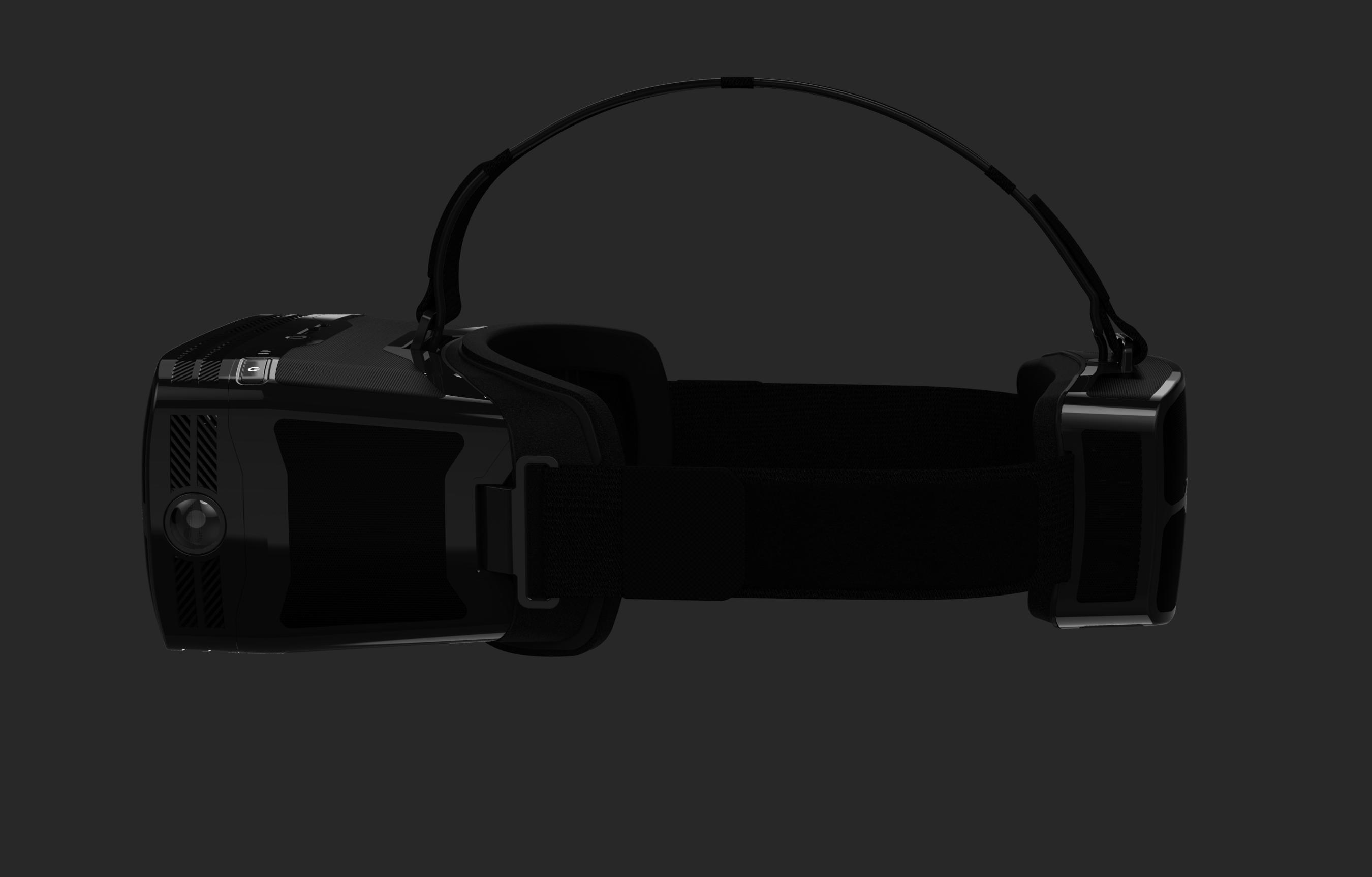 Sulon Q Headset 06