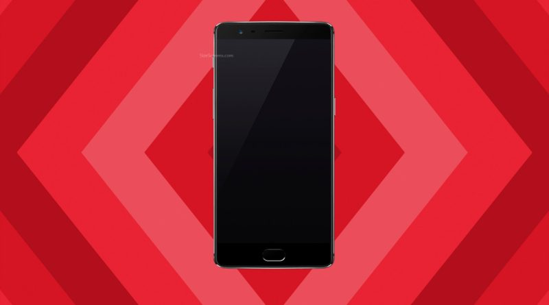 OnePlus 3T Screen