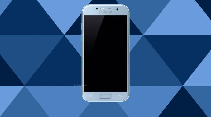 Samsung Galaxy A3 2017 Screen