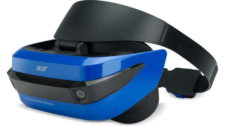 Acer Windows Mixed Reality Headset Developer Edition 1