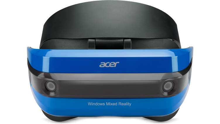 Acer Windows Mixed Reality Headset Developer Edition 2