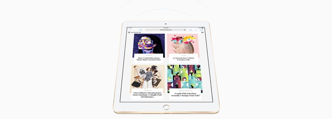 Apple iPad 9.7 (9)