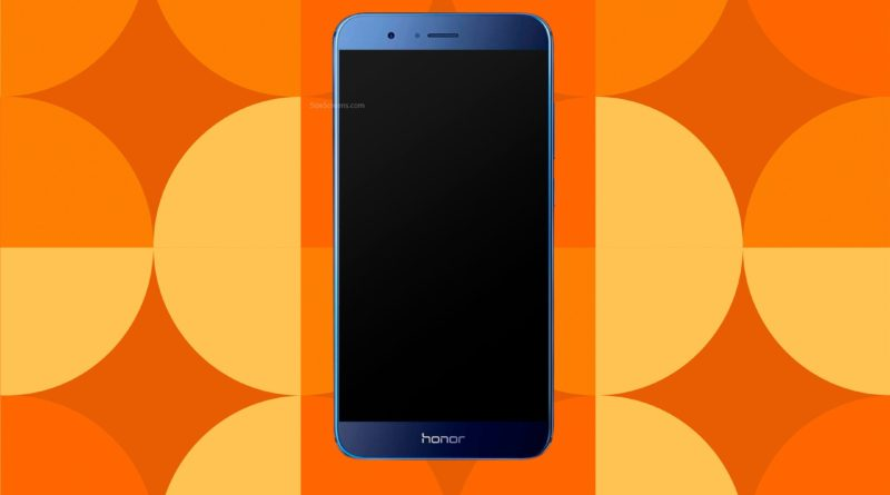 Huawei Honor 8 Pro Screen