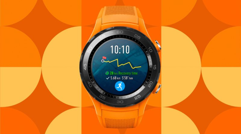 Huawei Watch 2 Screen