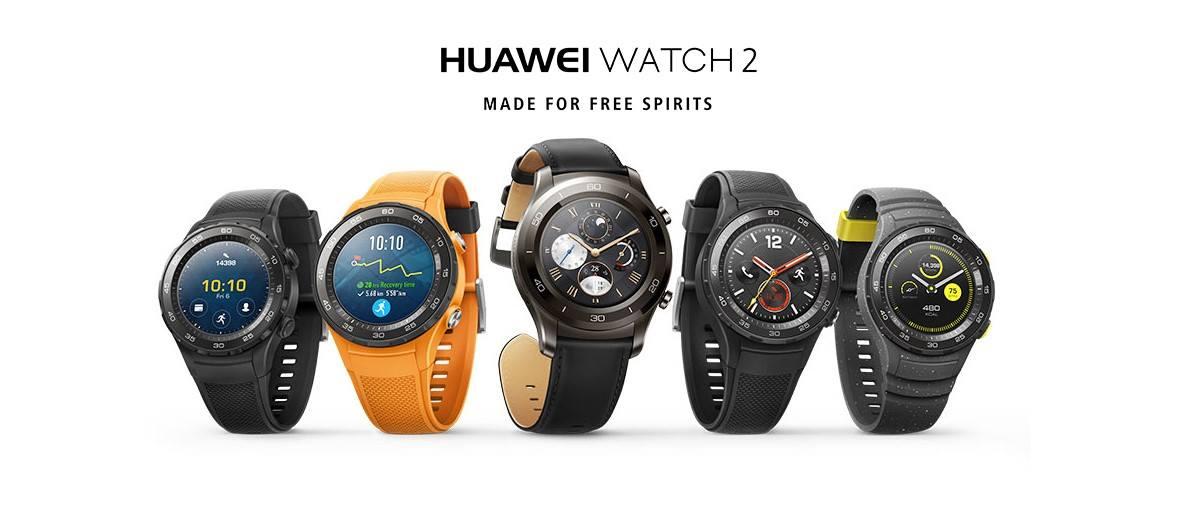 Huawei Watch 2 Classic (2)