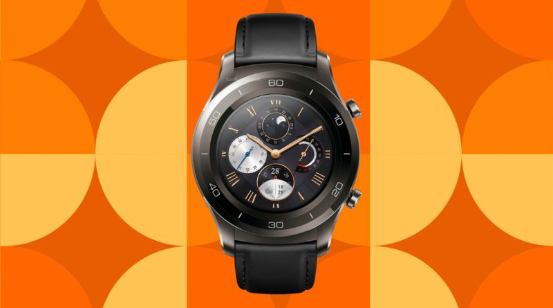 Huawei Watch 2 Classic Screen