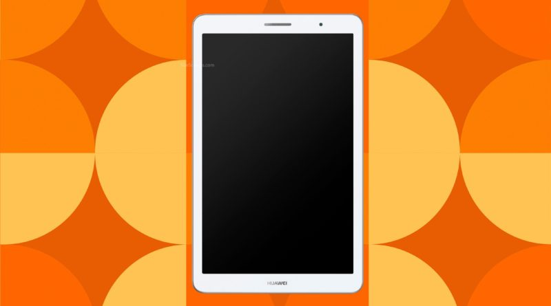 Huawei MediaPad T3 8 Screen