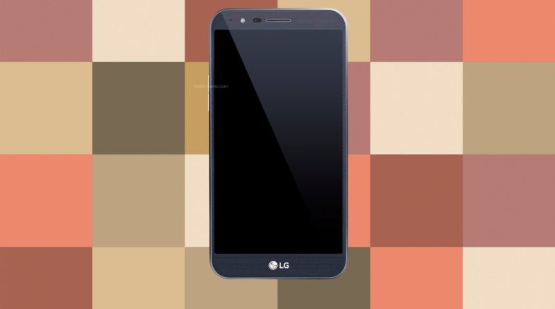 LG Stylo 3 Plus Screen