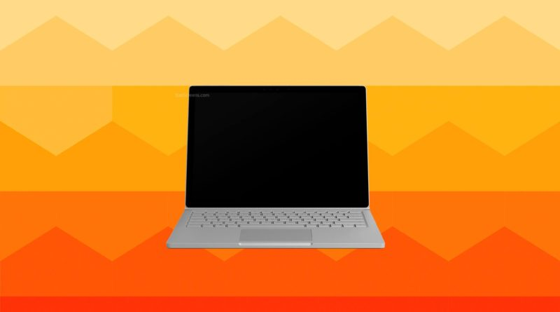 Microsoft Surface Book Performance Base Screen