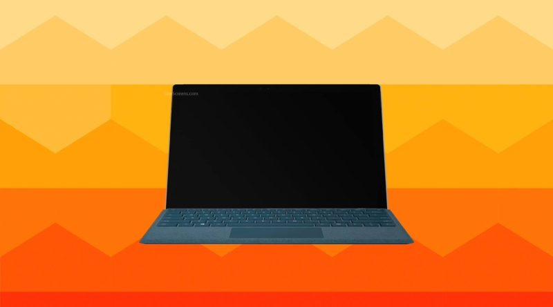 Microsoft Surface Pro Screen