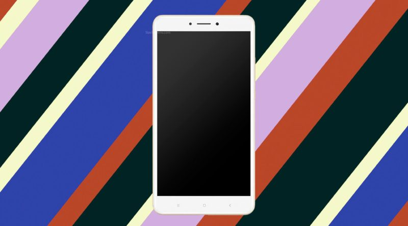 Xiaomi Mi Max 2 Screen